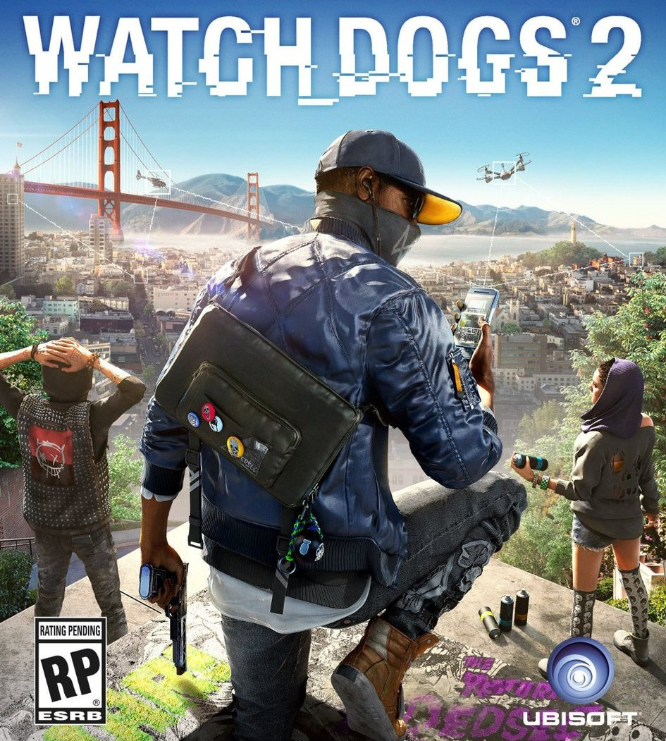 Descargar Watch Dogs 2: Deluxe Edition [PC] [Full] [Español] [ISO] Gratis [MEGA]