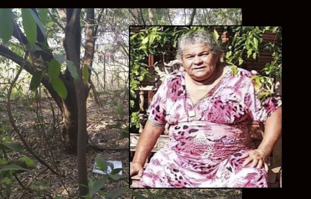Corpo encontrado em mata pode de ser de idosa desaparecida em Ourinhos