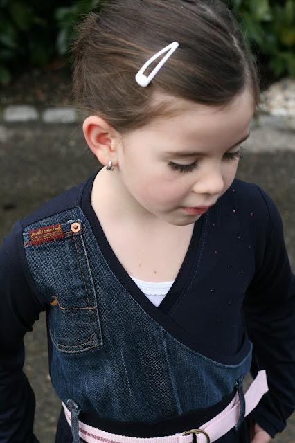 Luusmeitlifashion-Schnittmuster-Mädchenkleid