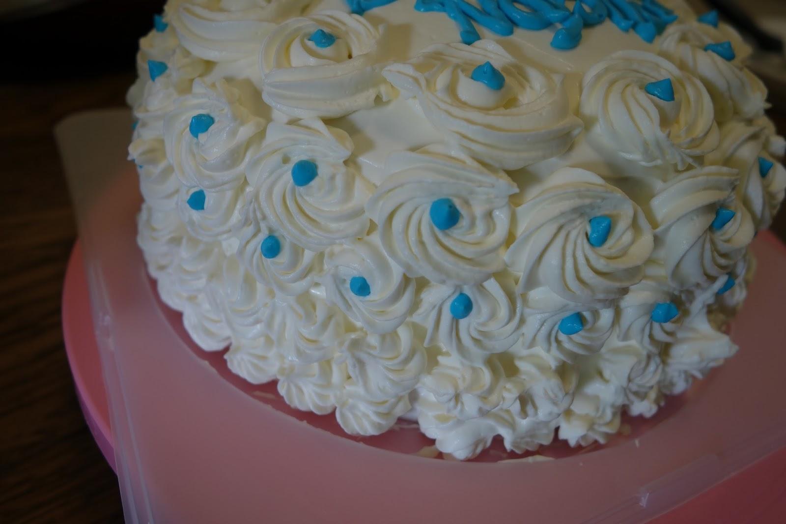 Hummingbird Cake Recipe Joy Of Baking: Nanyfadhly: Resepi Kek Hummingbird Menggunakan Kacang Walnut