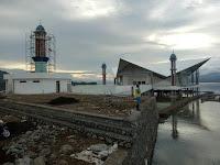 Dewan Sesalkan Realisasi Pembangunan Masjid Terapung Disinyalir Tidak Sesuai Perencanaan Awal