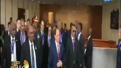 بالفيديو | المتحدث الرسمي لرئاسه الجمهوريه يعلن عن اخبار راااائعه