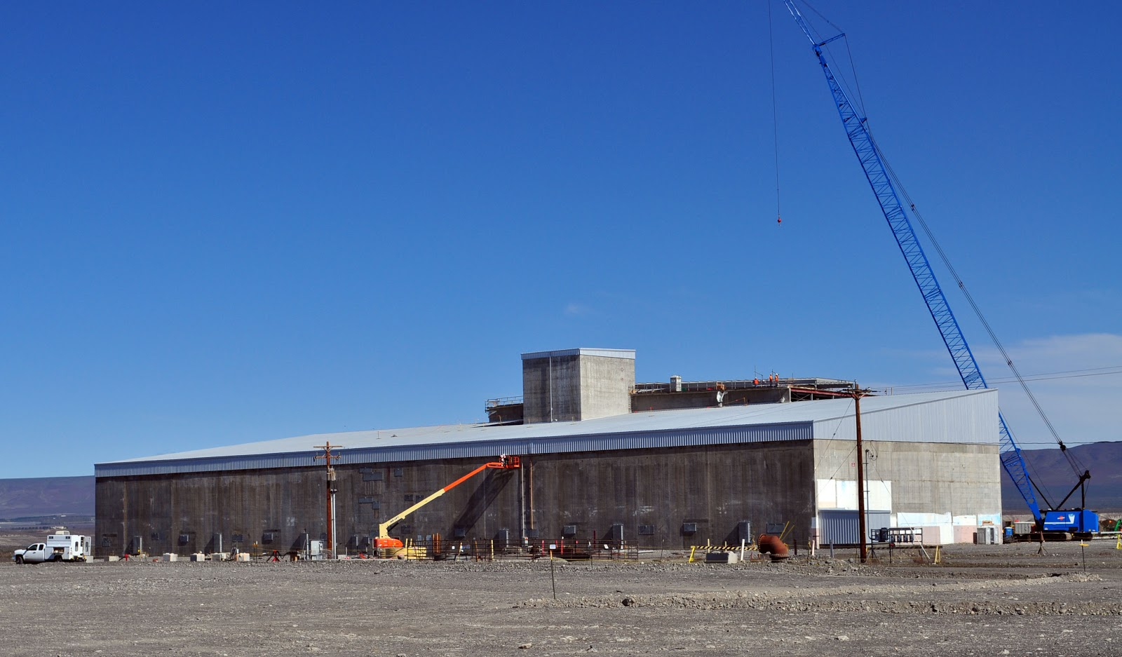 Bullwork Of Democracy Hanford Mother Of All Toxic Waste