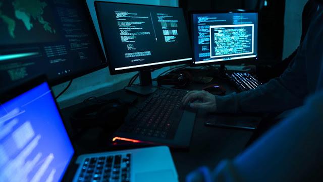 Aplikasi monitoring jaringan