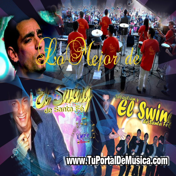 Lo Mejor De El Swing De Sta Fe (2016)