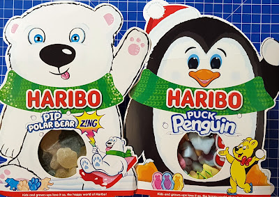 HARIBO Puck Penguin Pip Polar Bear