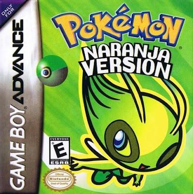 Download Pokemon Naranja GBA ROM Download