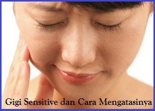 Sebuah istilah yang digunakan untuk mengatakan adanya hypersensitivitas dentin gigi Pengertian Dan Cara Atasi Gigi Sensitif