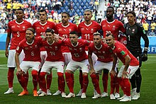 مشاهدة مباراة سويسرا وجورجيا