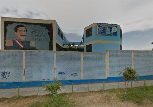 Colegio RAMÓN CASTILLA - Comas