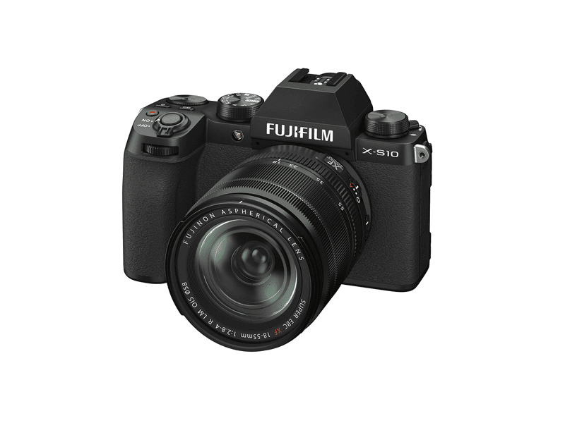 Fujifilm X-S10 with IBIS, 4K and 240fps slow motion priced in the PH!