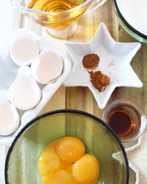 Eggnog en licuadora - delirios de cocina