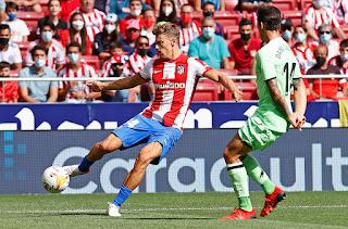 تعادل أتلتيكو مدريد بدون اهداف في الدوري الإسباني مع بلباو