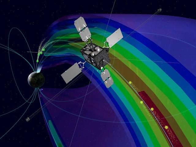 Αποκαλύφθηκαν άγνωστοι μαγνητοσφαιρικοί μηχανισμοί στην πολική αύρα