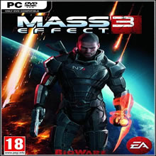 capa CD - CD Mass Effect 3 Collector's Edition OST