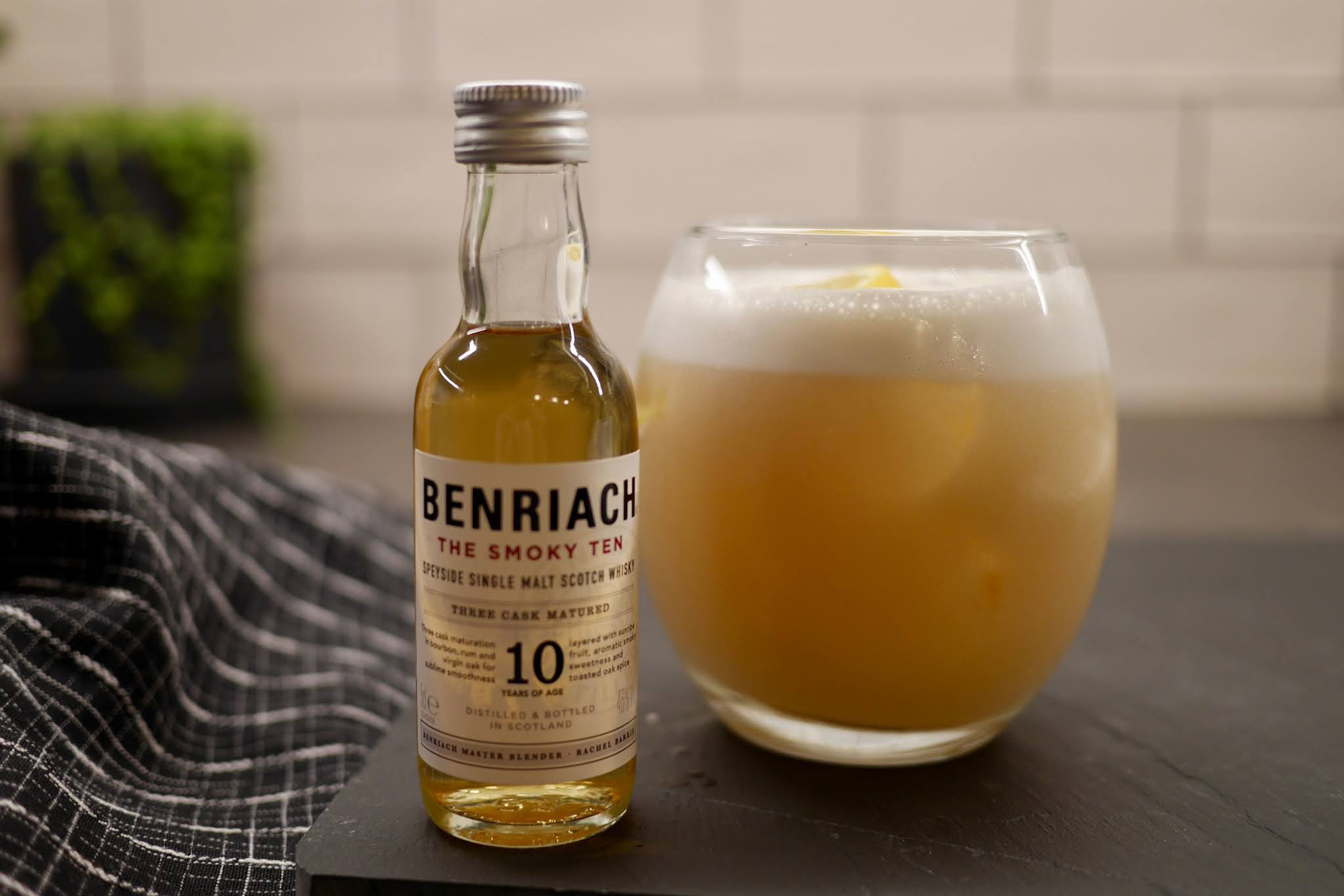 benRiach whisky sour cocktails, by calmctravels 1