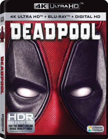 Deadpool (2016) Hindi Dual Audio 380MB BluRay x264 480p