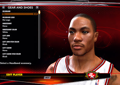 NBA 2K13 Derrick Rose Injured Roster Update Patch