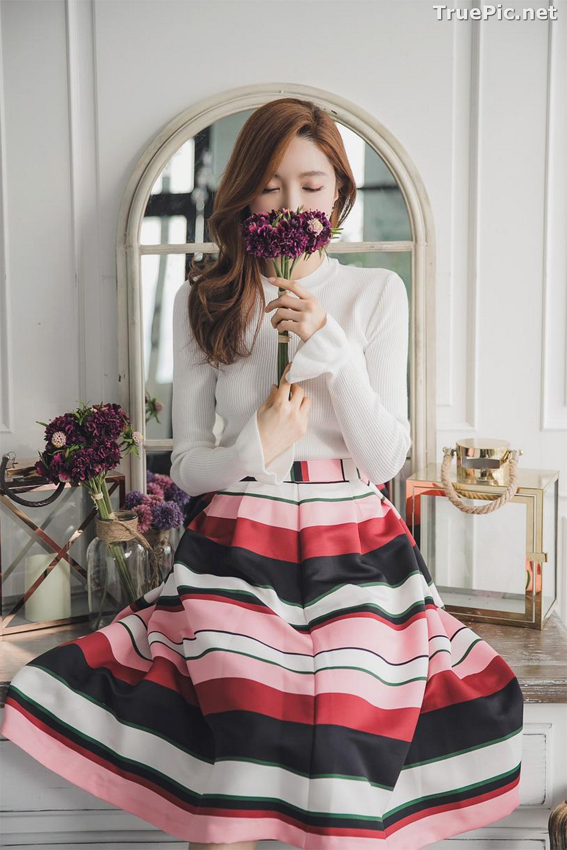 Image Korean Beautiful Model – Park Soo Yeon – Fashion Photography #8 - TruePic.net - Picture-7