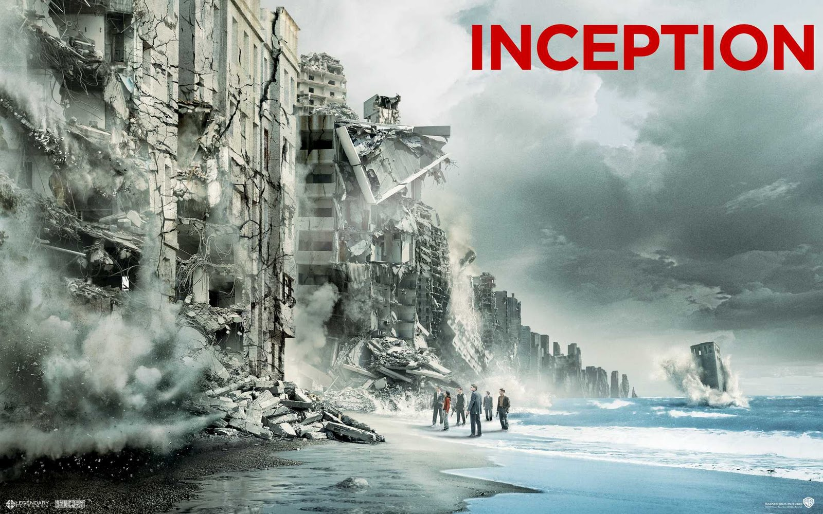 Inception Movie Poster HD Wallpapers