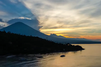 The beauty of Amed bali