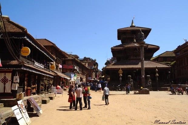 Bhaktapur, Tachupal Tole