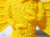 Last Resort Toys Diener Space Creatures XL Winged Amphibian Creature