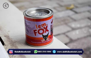 distributor lem fox di samarinda | +62 852-2765-5050