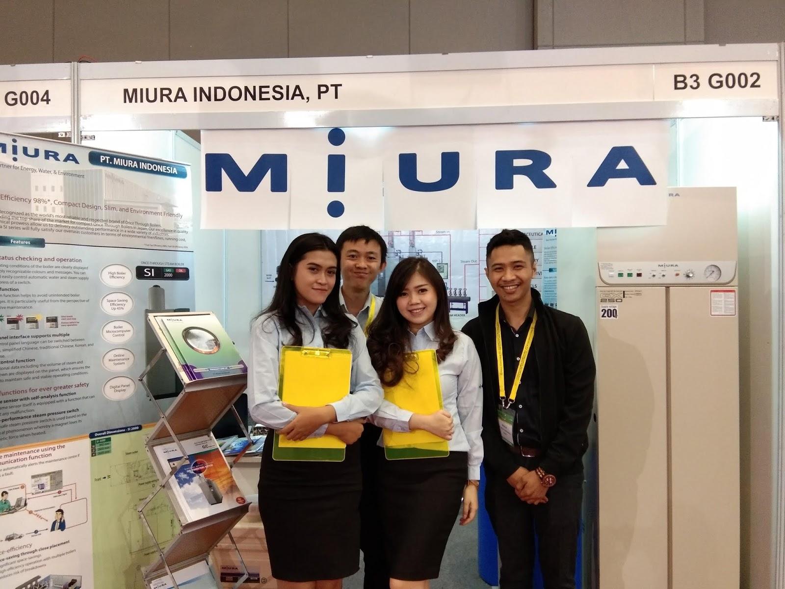 Lowongan Kerja SMA/SMK di PT Miura Indonesia