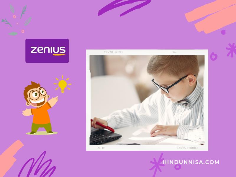 Fitur ZenCore yang ada di aplikasi Zenius bisa meningkatkan kemampuan otak