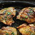 Pan-Roasted Chicken In Herb Butter Sauce Recipe