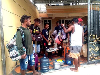 Mahasiswa asal Yahukimo di Bali diusir dari kontrakan