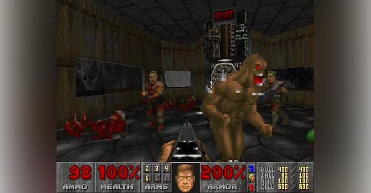 doom screenshot