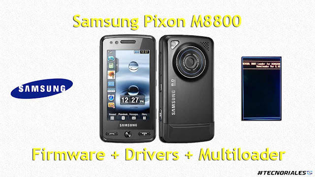 flashear firmware m800 tutorial