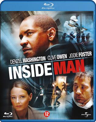 Inside Man 2006 Daul Audio 720p BRRip 700Mb HEVC x265