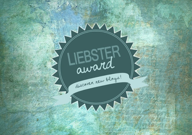 Liebster New Blog Award Nomination