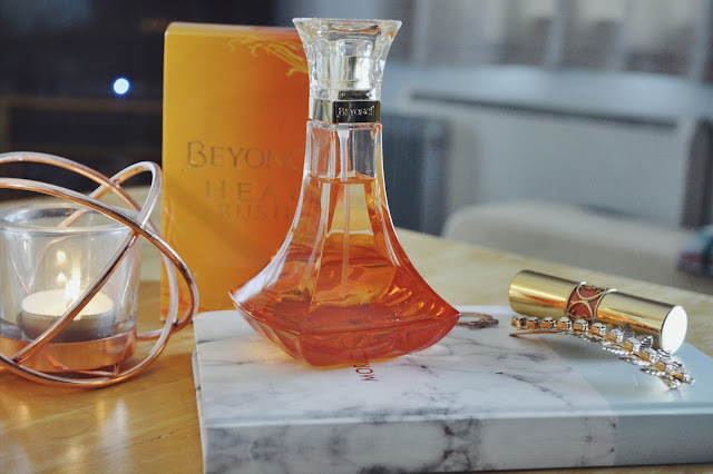 beyonce perfume heat rush image