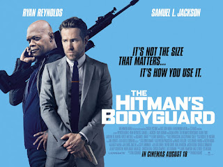 The Hitman's Bodyguard Banner Poster
