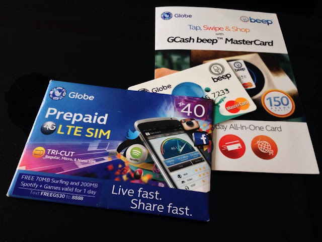 FTW! Blog, GCash beep MasterCard, #Gcash, #beep, #mastercard, #FTWblog, zhequia.blogspot.com