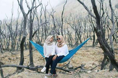 Hutan-Mati-Papandayan