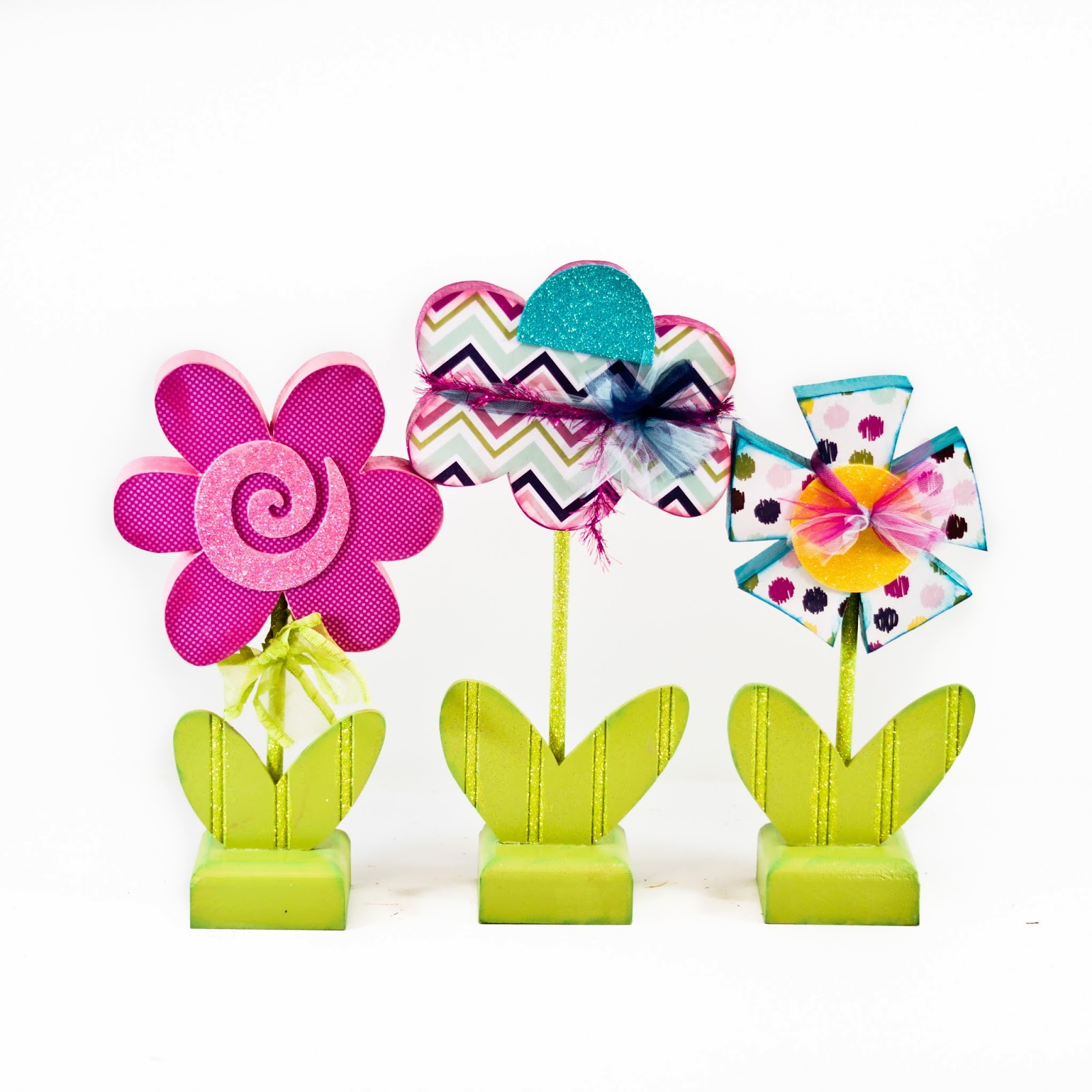 Featured 5 Spring Projects: WOOD Creations: Spring Crafts Are Here