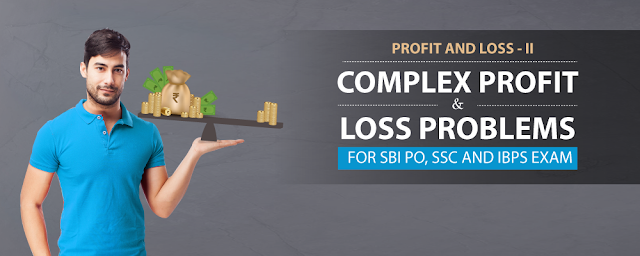 Profit and Loss Problems