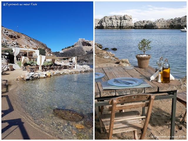 Rhodos im Herbst | Urlaub | Familienurlaub | Griechenland | Urlaub mit Kind | Unterwegs auf Rhodos | Lindos | St. Pauls Bay