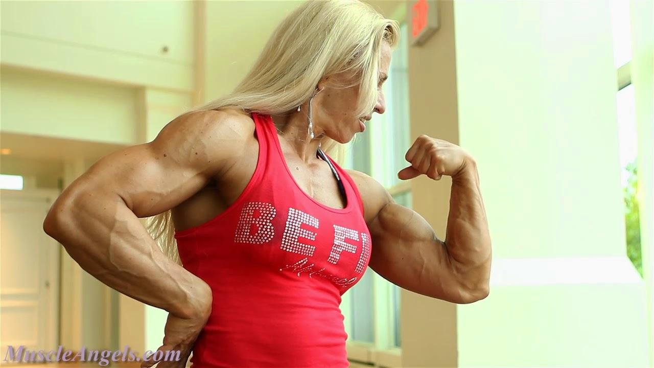Mature Female Bodybuilder Porn
