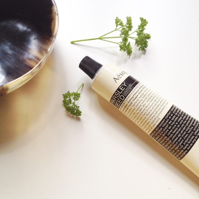 Aesop 'Parsley Seed Cleansing Masque'
