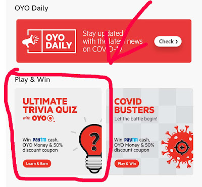 OYO Q quiz answers, today's Oyo quiz answers,  Oyo quiz answers today, Oyo quiz script, Oyo quiz answers 2020,