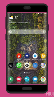 Samsung One UI Night Theme for MIUI