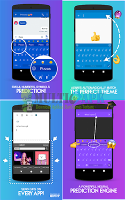 Chrooma Keyboard Emoji Pro Apk Latest