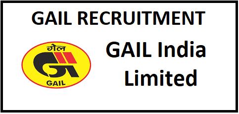 GAIL Executive Trainee Recruitment 2020
