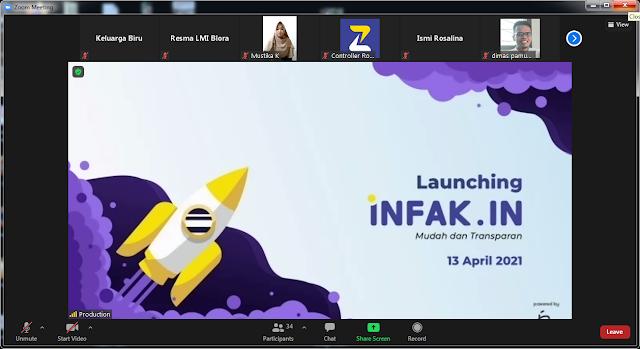 launching infak.in